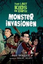 The Last Kids on Earth 1 - Monsterinvasionen