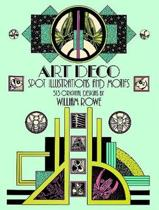 Art Deco Spot Illustrations and Motifs