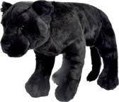 Nicotoy Zwarte Panter - Knuffel - 56 cm