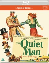 The Quiet Man [Masters of Cinema] (blu-ray) [1952] (import)