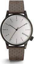 Komono Winston Concrete horloge KOM-W2102