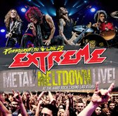 Extreme - Pornograffitti Live 25 / Metal Meltdown (CD+DVD+BLU-RAY)