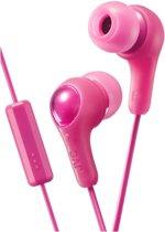 JVC HA-FX7M-P-E In-ear oortjes met afstandsbediening en microfoon - Roze