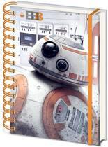 Star Wars The Last Jedi BBB - A5 Notitieboek