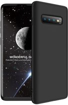 Teleplus Samsung Galaxy S10 360 Full Protection Hard Cover Case Black