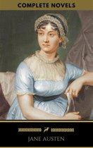 Jane Austen: Complete Novels (Golden Deer Classics)