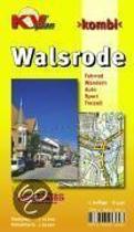 Kombi Walsrode. Stadtplan 1 : 10 000, Freizeitkarte 1 : 25 000