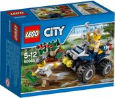 LEGO City ATV Patrouillevoertuig - 60065