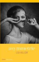 Boekomslag van 'Asymmetrie'