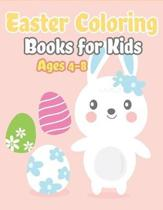 Easter Coloring Books for Kids Ages 4-8