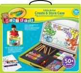 Crayola Mini Kids - Creatie- en opbergkoffer
