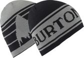 Burton Billboard Beanie Kinderen Muts - True Black/Monument - 1SZ