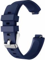 YONO Siliconen bandje - Fitbit Inspire (HR) - Blauw - Small