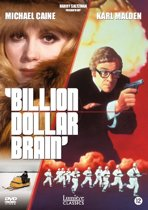 BILLION DOLLAR BRAIN (dvd)
