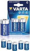 Varta Alkaline Batterij C / Baby / LR14 4914 - 10 stuks
