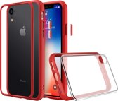 Rhinoshield MOD NX Crash Guard Bumper Red Apple iPhone Xr