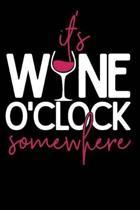 Wine O'Clock Somewhere