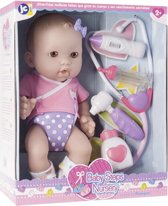 Pop Baby Steps Nursery Doktersset 30 Cm