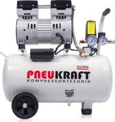 Pneu Kraft luchtcompressor 24L - 3,8CFM 116PSI 750W