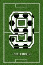 Soccer Notebook 9