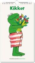 Verjaardagskalender: Kikker, Max Velthuijs