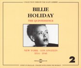 Billie Holiday Vol. 2 The Quintessence