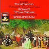 Dvorak: Violin Concerto; Romance