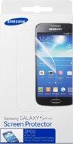 Samsung Screenprotector Galaxy S4 Mini transparant