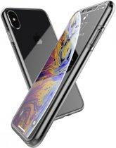X-Doria Defense 360°X Hoesje Apple iPhone XS Max Transparant