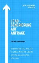 Lead - Generierung auf Anfrage
