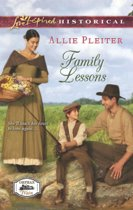 Family Lessons (Mills & Boon Love Inspired Historical) (Orphan Train - Book 1)