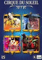 Cirque du Soleil (4DVD)