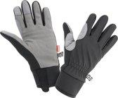Spiro Long Glove - Fietshandschoenen - Unisex - Grijs/Zwart - Maat L