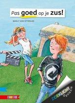 Boekomslag van 'Zoeklicht dyslexie - Pas goed op je zus!'