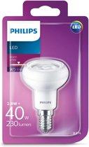 Philips LED E14 WW 40W R50 ND