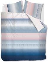 Beddinghouse Senn - Dekbedovertrek - Tweepersoons - 200x200/220 cm - Blauw