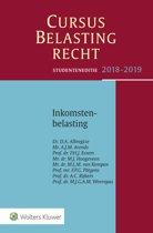 Cursus Belastingrecht Inkomstenbelasting 2018-2019