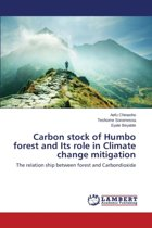 Carbon Stock of Humbo Forest and Its Role in Climate Change Mitigation