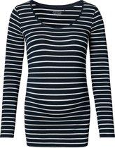 Noppies Zwangerschaps-T-shirt Lely - Dark Blue - XS