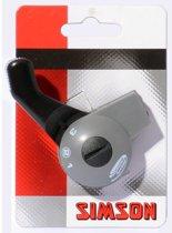 Versteller simson sturmey archer 3v 020805143440 - ZWART