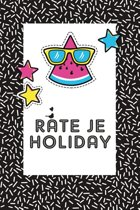Rate je holiday