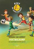 Kief, de goaltjesdief - Voetbalkamp