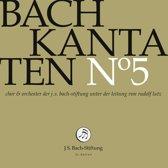 Bach Kantaten No 5