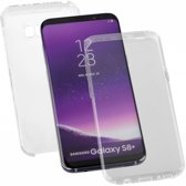 Samsung Galaxy S8 Plus tpu 360 graden bescherming hoesje