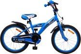 Amigo Bmx Turbo - Kinderfiets - Jongens - Blauw - 18 Inch