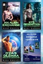 An Alien Exchange Boxed Set