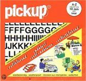 Pick-Up Letters Helvetica Boekje Zwart / Mat - 20 mm