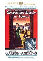 Strange Lady in Town (1955) (dvd)