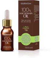 GlySkinCare 100% Macadamia Oil 30ml.