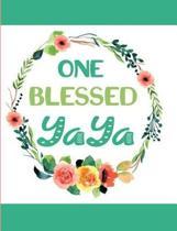 One Blessed Yaya